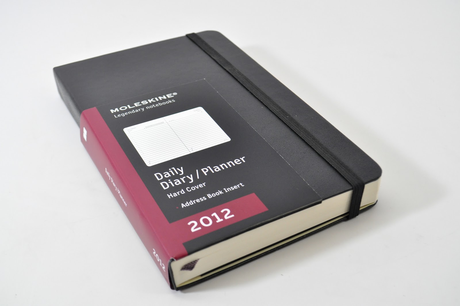Invaluable image regarding hardcover daily planner