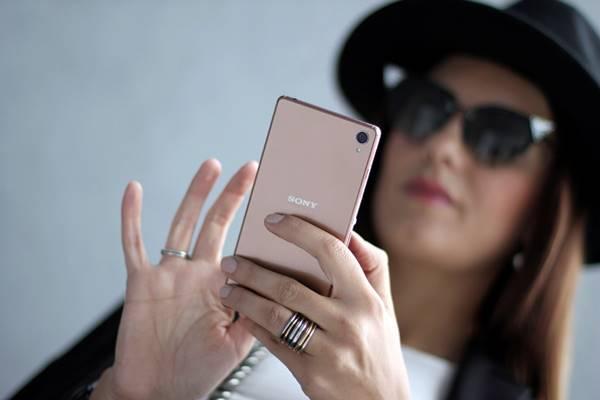 Smartphone Xperia da Sony