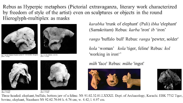 Image result for buffalo indus script