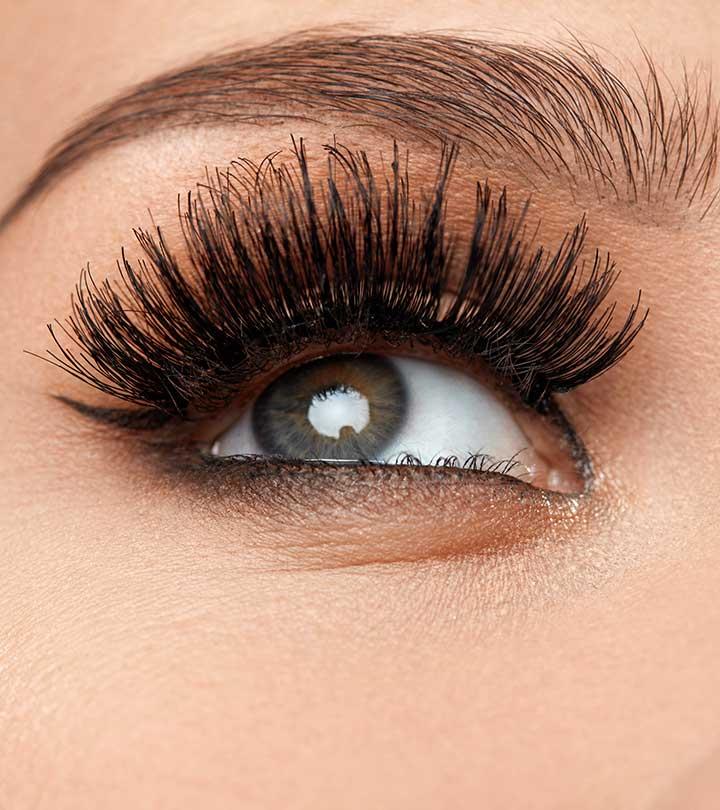 Ursachen von Schuppen auf Wimpern und Augenbrauen