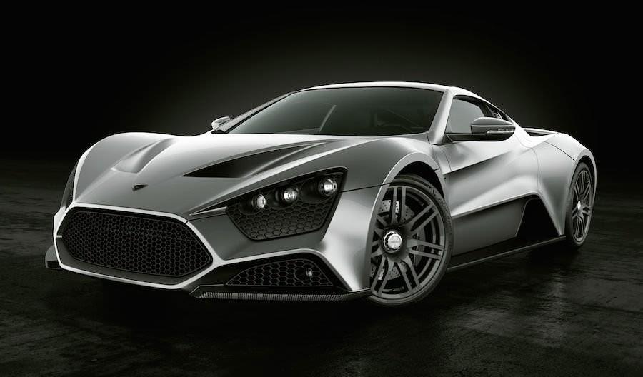 世界一高い価格の高級車 ゼンボST1