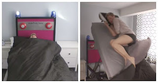 ejector bed for people who cant wake up