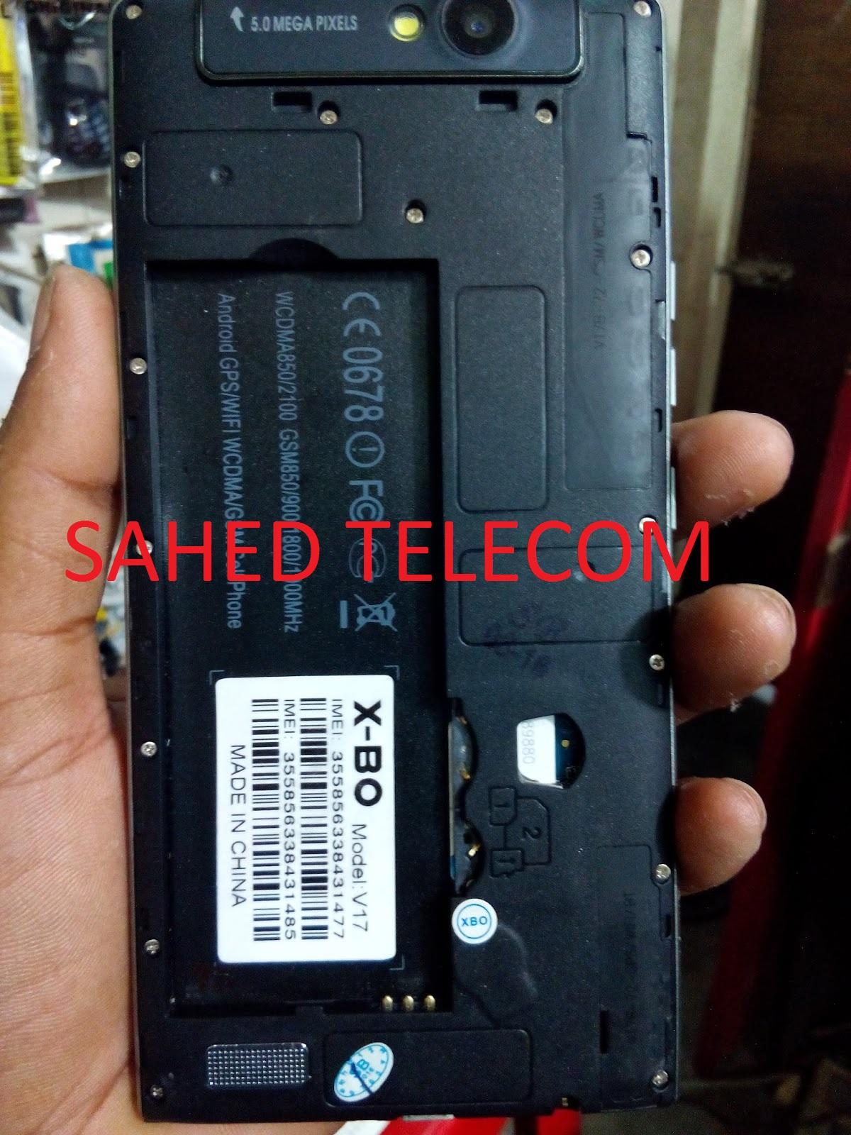 SAHED TELECOM: SONY X-BO V17 4 4 2 MT6572 FIRMWARE FLASH