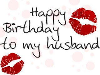 Romantic Happy Birthday Image for Husband