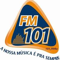 Rádio 101 FM 101,9 de Lages SC