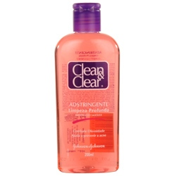 adstringente clean and clear