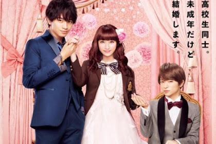 That Is Not a Child But a Minor / Miseinen Dakedo Kodomo Janai (2017) - Japanese Movie