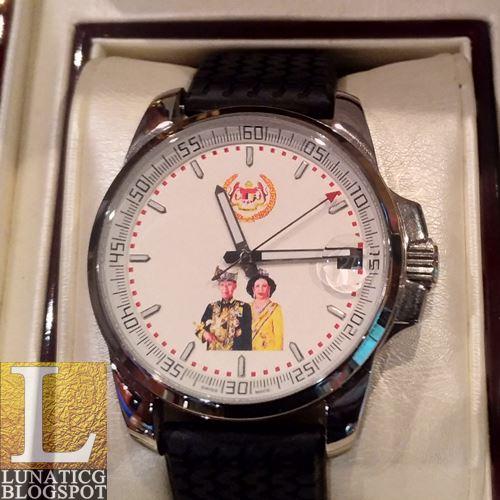 Agong watch