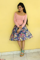 Janani Iyyer in Skirt ~  Exclusive 052.JPG