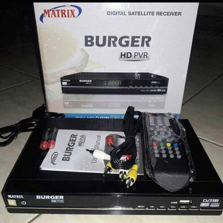 Software Matrix Burger Mini S1 Update Mei 2019 - Software