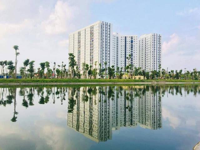 Chung cư B1.3 Thanh Hà Mường Thanh
