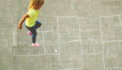 Hopscotch,এক্কাদোক্কা খেলা, কিতকিত খেলা