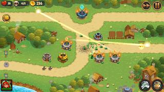 Game Strategi Pertahanan Offline Terbaik Di Android