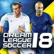 Download Dream League Soccer 2018 (MOD, Unlimited Money) free on android