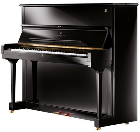 Piano Steinway & Sons model K