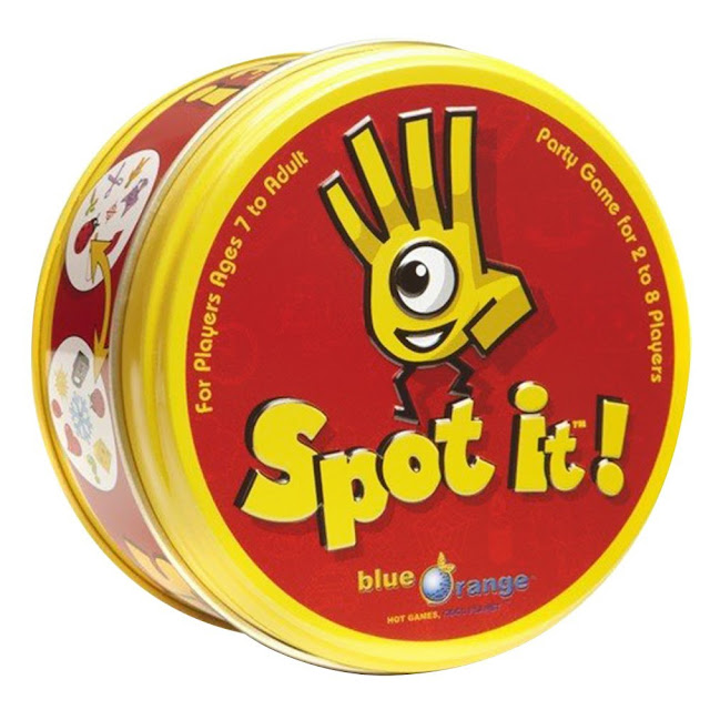 $3.54 OFF Funny Board Game Spot It Find Matching Symbol Card Game, free shipping $6.71 (Code:ZT2270)