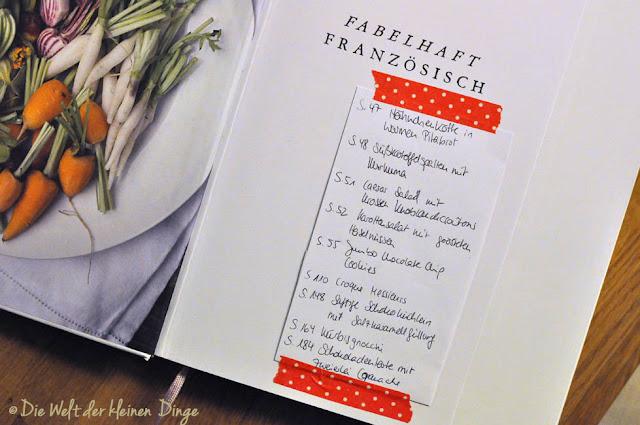 fabelhaft französisch, kochbuch-challenge