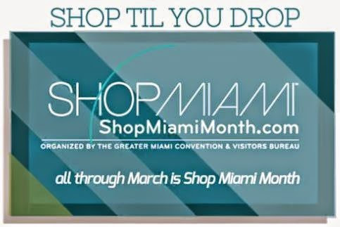 March is Shop Miami Month!