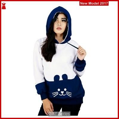 TRZ56 Sweater Wanita Hoodies Raindoz 003 Murah