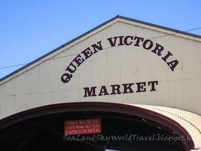 維多利亞女皇市場