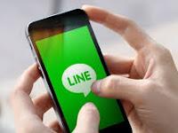 Panduan Transasi Melalui Aplikasi LINE