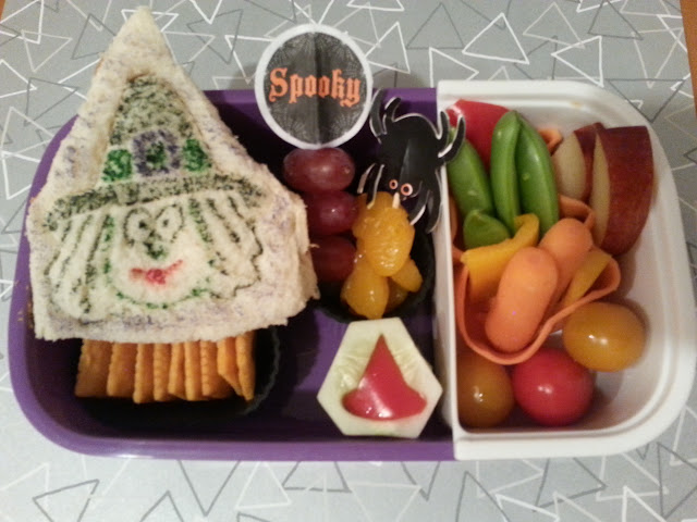 BBF Frightful Fall Hop (And, a Return to My Blog) – LiciousLunches