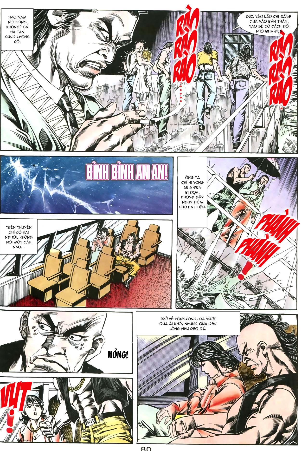 Người Trong Giang Hồ chapter 176: lật thua thành thắng trang 18