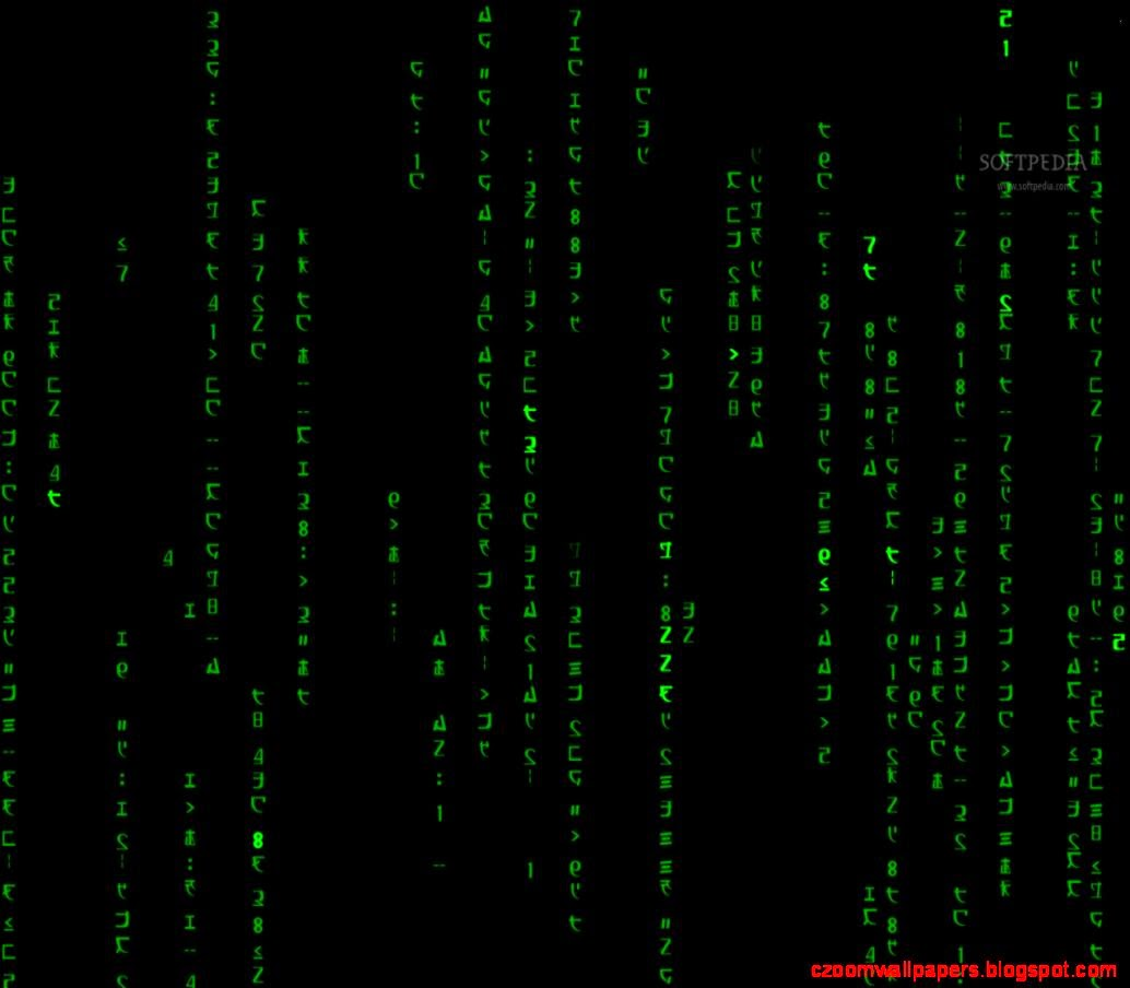 Matrix Desktop Background Animated Windows 7