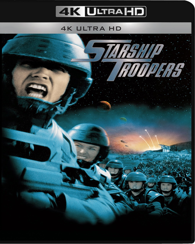 Starship Troopers [1997] [UHD] [2160p] [Latino]