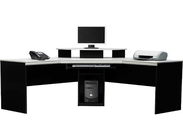 best modern black home office desk furniture sale online cheap