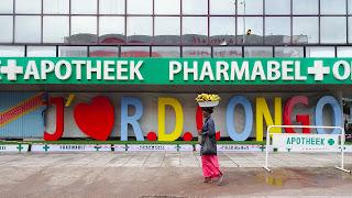 Kinshasa has good pharmacies