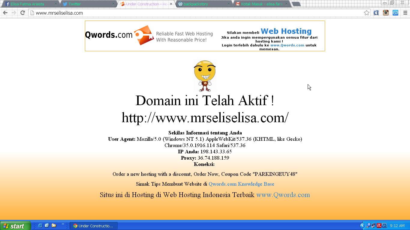 Proses Pengalihan Domain? Coba Diteliti Dulu.