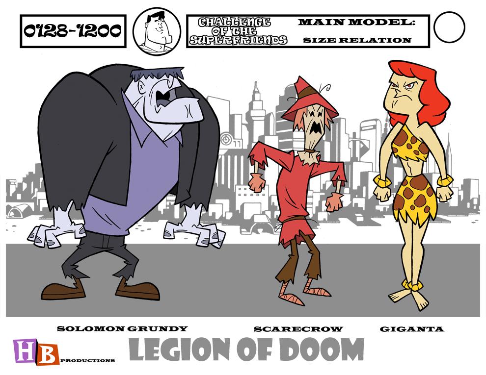 MINION FACTORY: New Legion Of Doom!