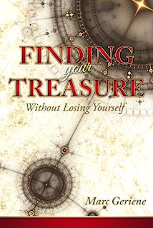 Finding Your Treasure: Without Losing Yourself free book promotion Marc Geriene