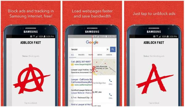 بعد الحذف .. تطبيق Adblock Fast يعود للبلاي ستور