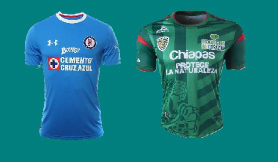 Previa Cruz Azul vs Jaguares de Chiapas Futbol Mexicano