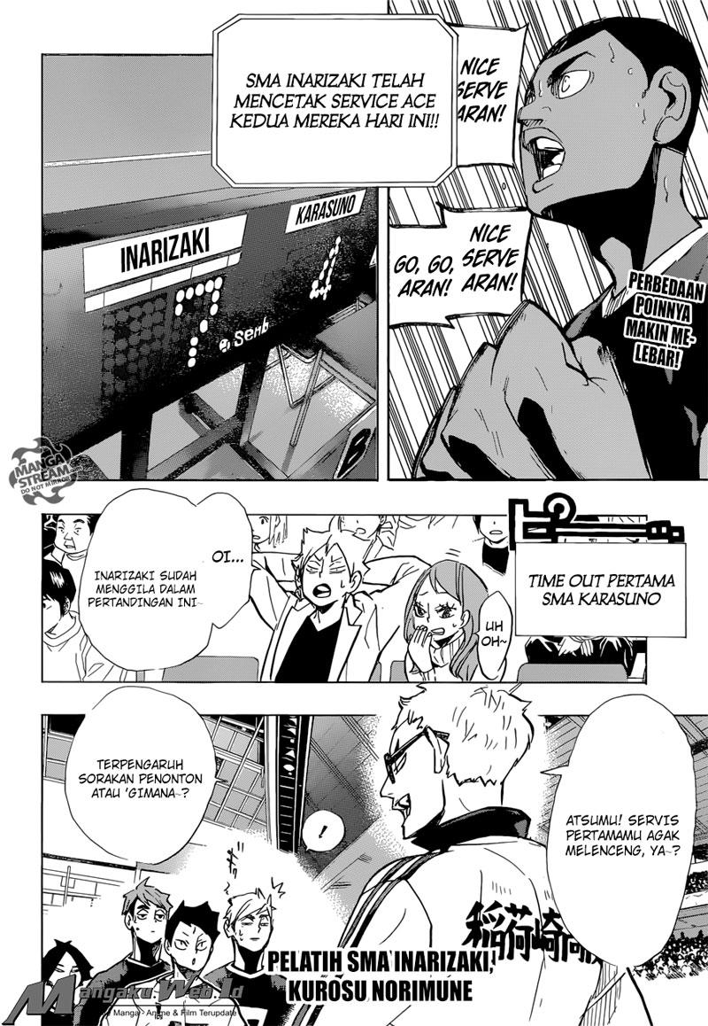 Haikyuu!! Chapter 252-3