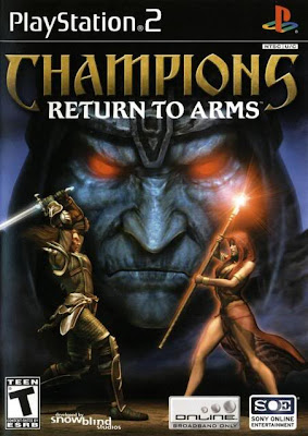 Champions: Return To Arms (PS2) 2005