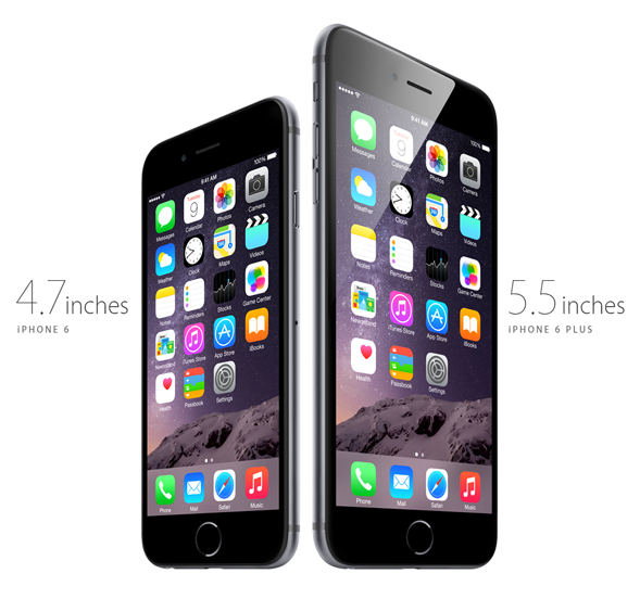 Official Apple iPhone 6 Image