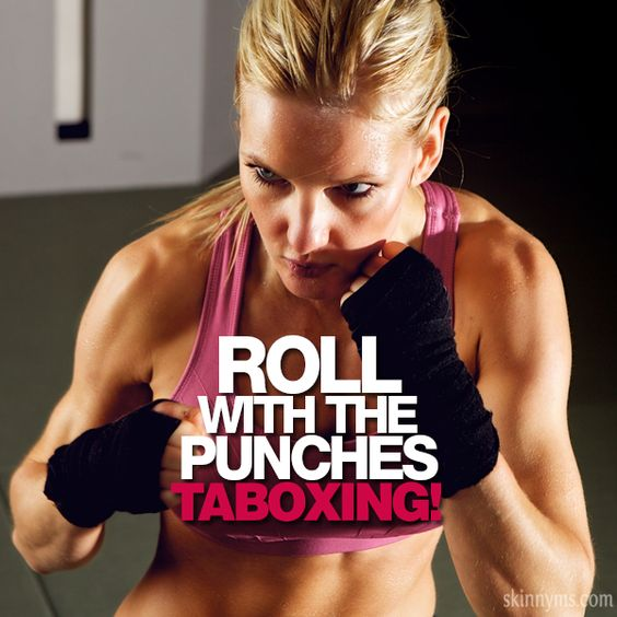 Roll with the Punches-TABOXING!