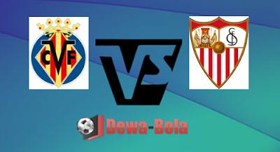Villarreal VS Sevilla 29 Agustus 2016