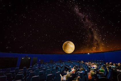 Mempesona! Pengertian Dan Fungsi Planetarium