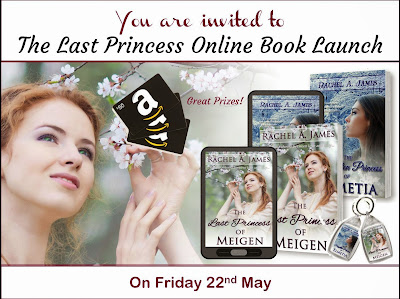 The Last Princess of Meigen is OUT NOW!