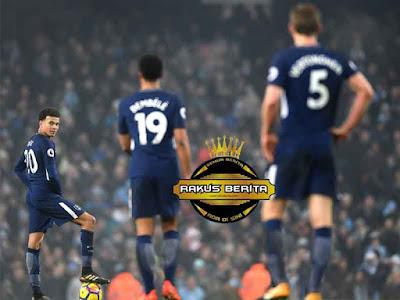 Tottenham Kalah Dari Manchester City Dengan Skor Akhir 4-1