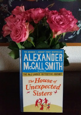 The No.1 Ladies' Detective Agency by Alexander McCall Smith - it is no. 18 in the series