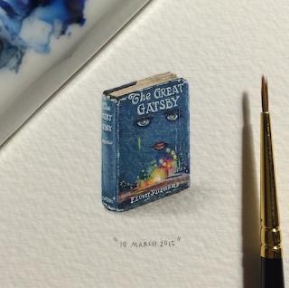 Green Pear Diaries, arte, pintura, Lorraine Loots, Potluck 100