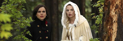 Regina and Emma Once Upon A Time season 6B