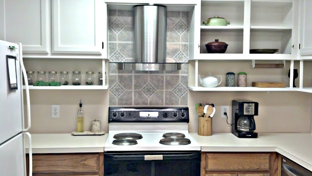 Fix Lovely Kitchen Cabinet Makeover