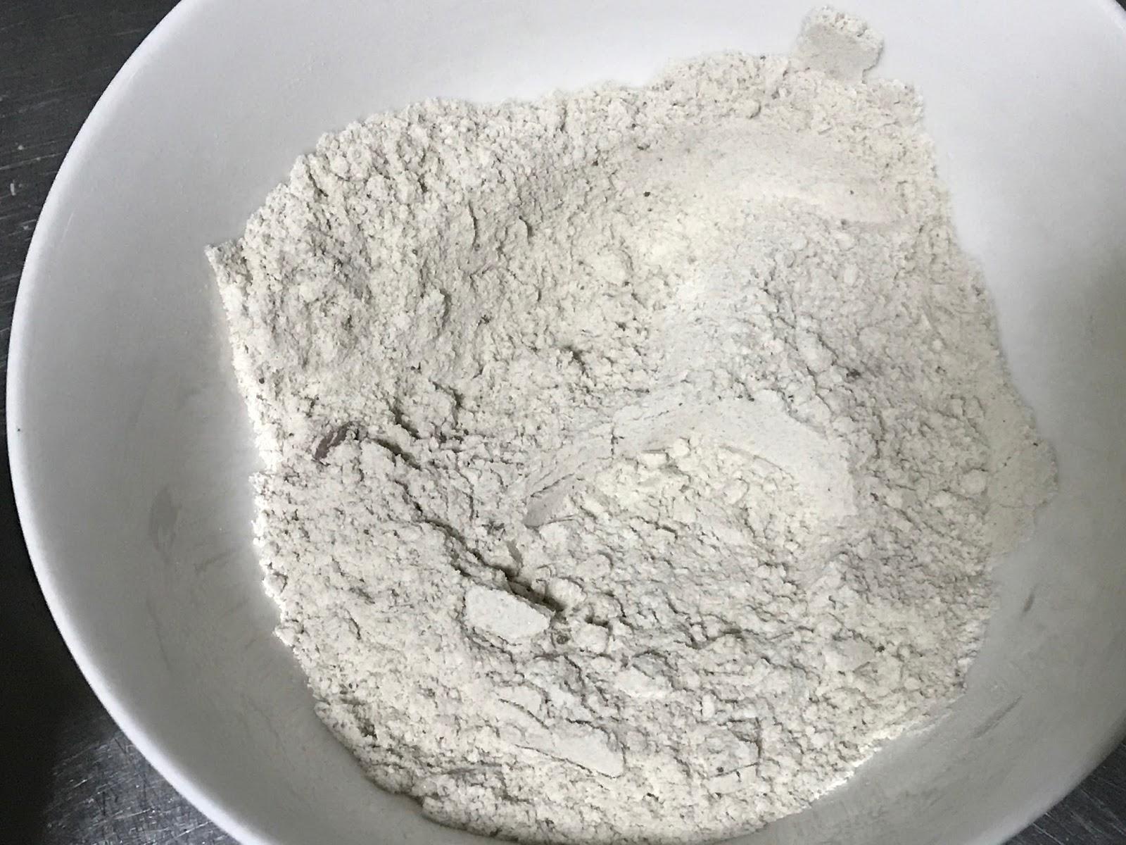 Eggless Wheat Cake Recipe