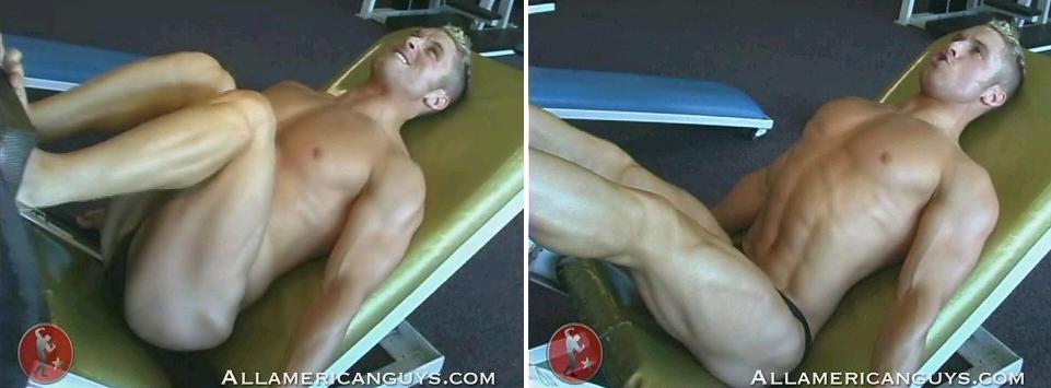 Myles Hannaman Ass But 53